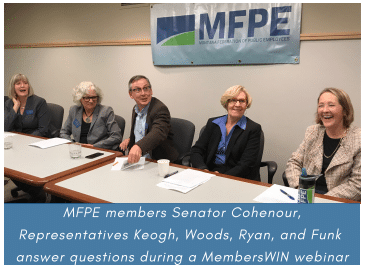 MFPE Members encourage to run for public office